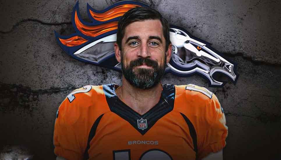 ¿Rodgers se va con los Broncos?