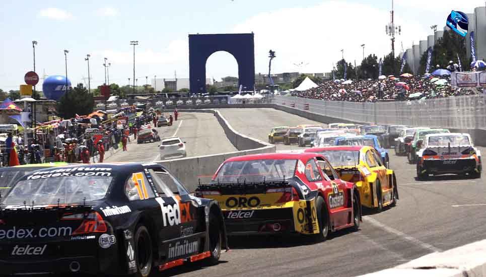 Querétaro está listo para recibir a la Nascar Peak México Series