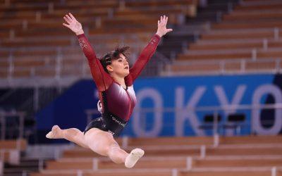 Alexa Moreno disputará para el oro en salto de caballo
