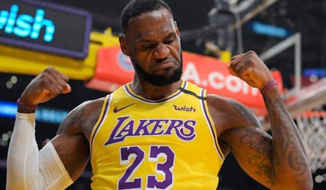 LeBron James: el jugador más rico de la NBA