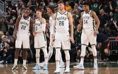 Los Milwaukee Bucks a un paso de las finales