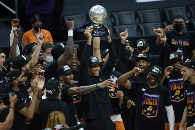 Phoenix se corona campeón de la Conferencia Oeste