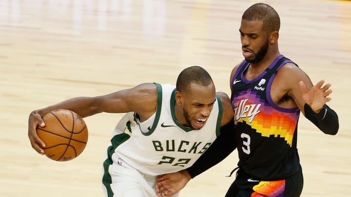 Phoenix Suns vs Milwaukee en las finales de la NBA