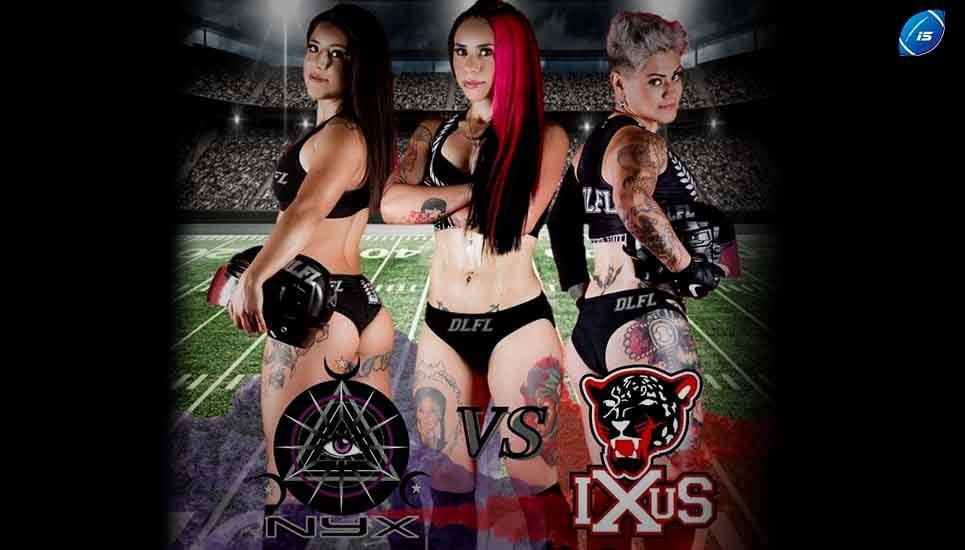 Ixus: campeonas de la DLFL 2021