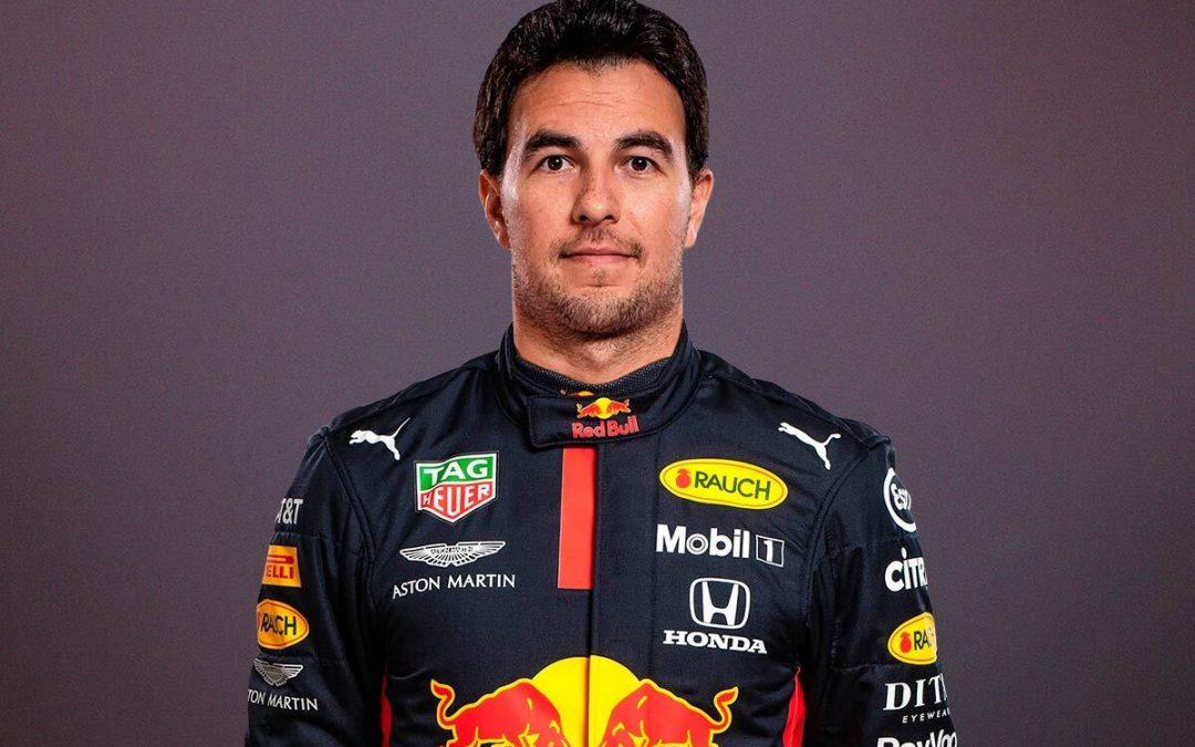 Checo Pérez se queda en Red Bull, por lo menos hasta 2022