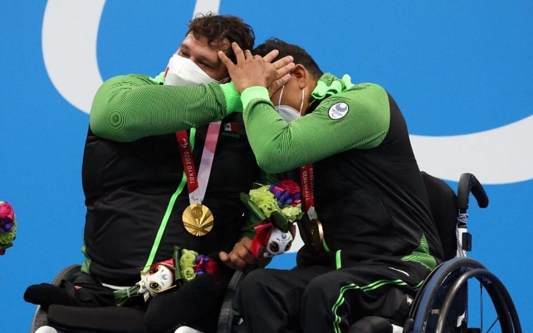 Cuatro medallas más para la delegación paralímpica mexicana