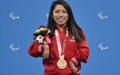 Fabiola Ramírez logra la primera medalla para México en los Juegos Paralímpicos de Tokio