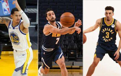 Latinoamérica presente en la temporada 2021-2022 de la NBA