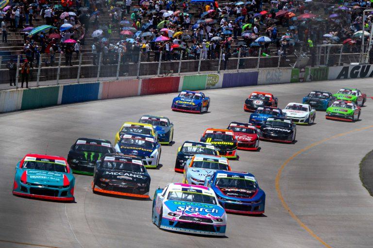 Ya viene la sexta fecha de NASCAR Peak México Series