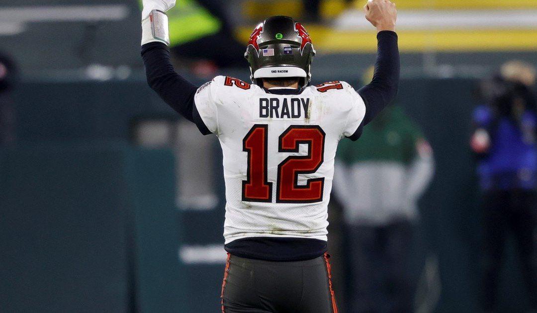 Hay Tom Brady para rato