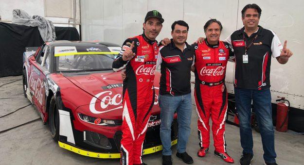 Quinta ronda de NASCAR PEAK México Series en San Luis Potosí