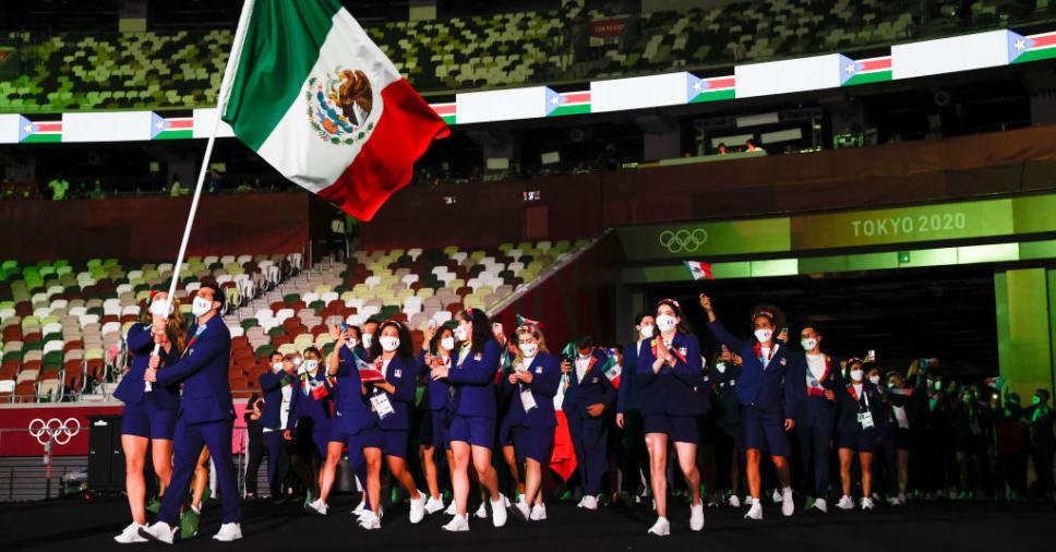 Medalla del cuarto puesto para atletas olímpicos mexicanos