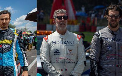 Los Zanella y Arellano se disputa el  campeonato pro 2 de la copa  Mercedes-Benz