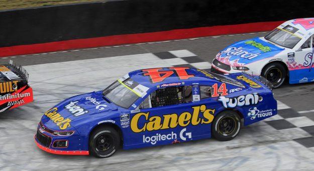 Alex de Alba Jr. listo para la segunda mitad de NASCAR Peak Mexico Series