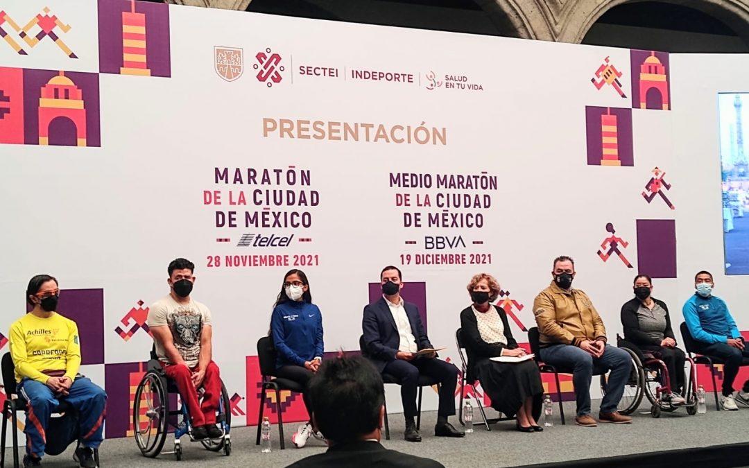 Regresa el Maratón de la CDMX