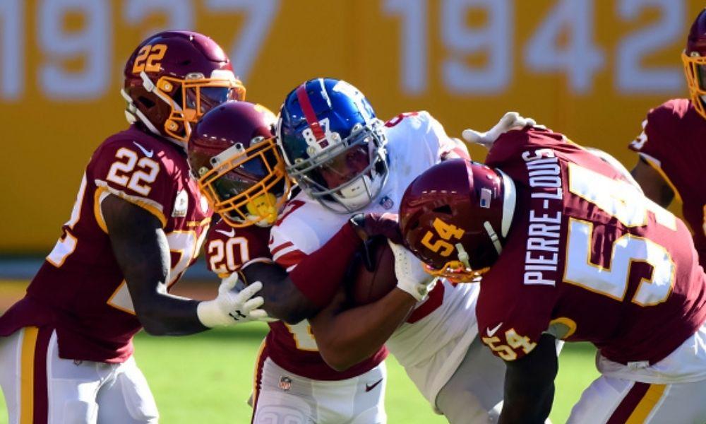 Washington Football Team logran la victoria en la semana 2 de la NFL