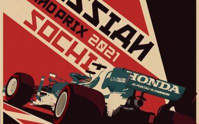 Checo Pérez largará en la posición 9 en el Gran Premio de Rusia