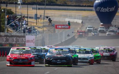 Monterrey ya está listo para recibir a NASCAR PEAK Mexico Series