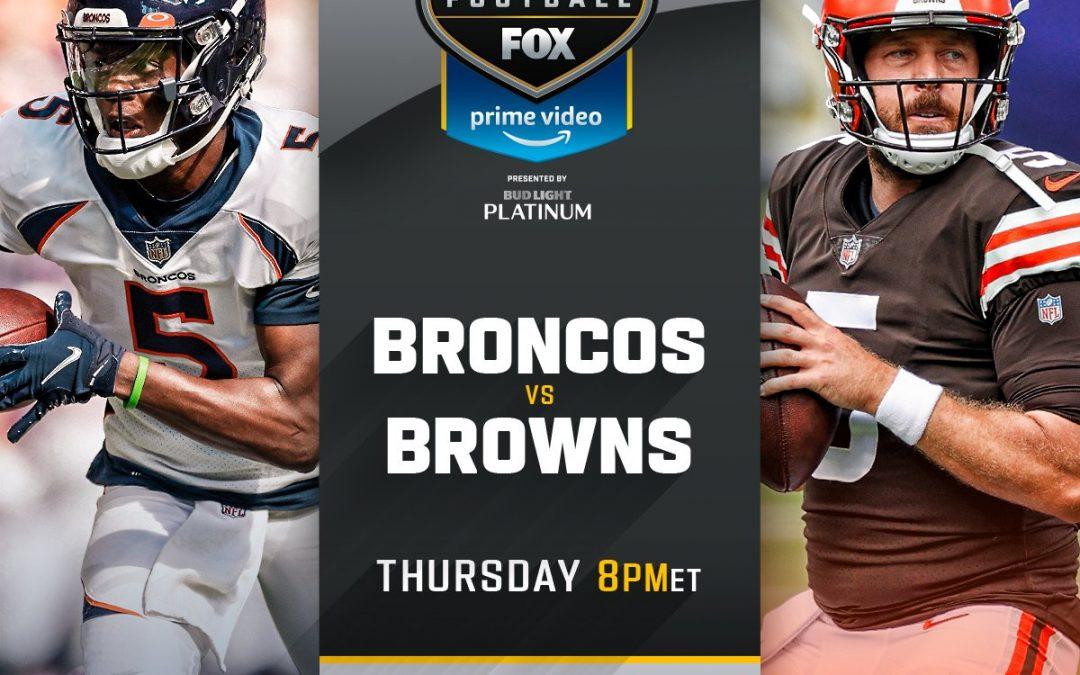 Broncos se enfrentará a un hospital en los Cleveland Browns