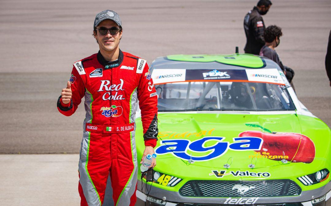 EL SIDRAL AGA RACING TEAM, CON TOP-5 EN NASCAR MÉXICO AGUASCALIENTES