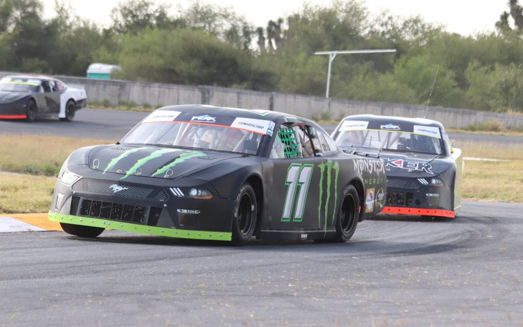 EL OAM RECIBE NUEVAMENTE A NASCAR PEAK MEXICO SERIES