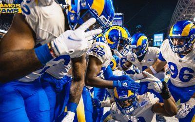 Noche de victoria para Rams ante Seattle